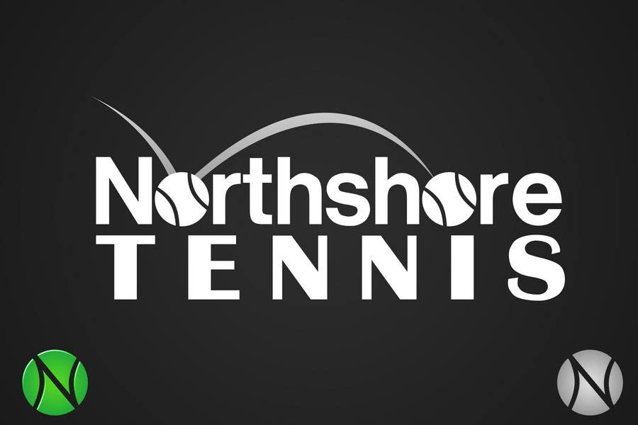 #101 for Logo Design for Northshore Tennis by eX7ReMe