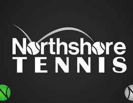 #101 для Logo Design for Northshore Tennis от eX7ReMe