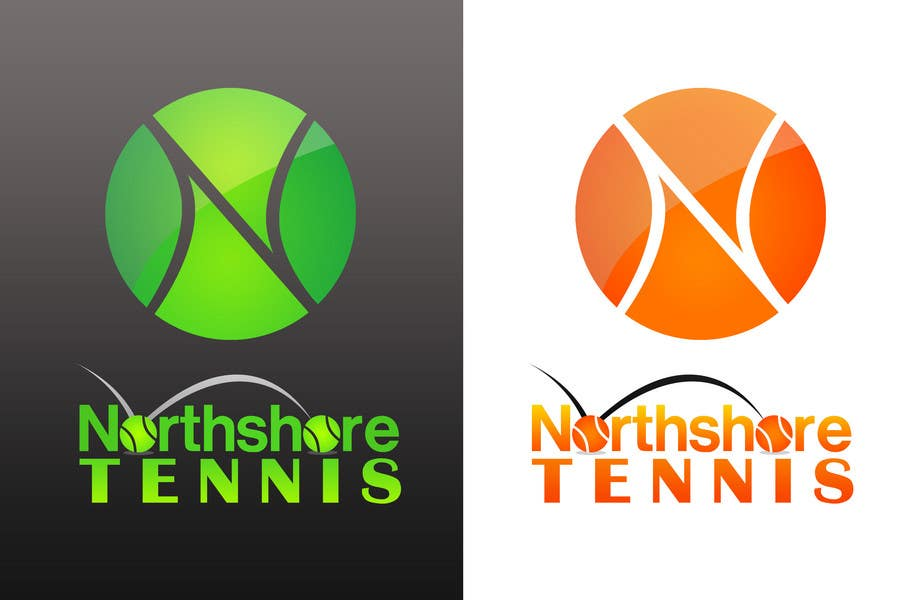 #105 for Logo Design for Northshore Tennis by eX7ReMe