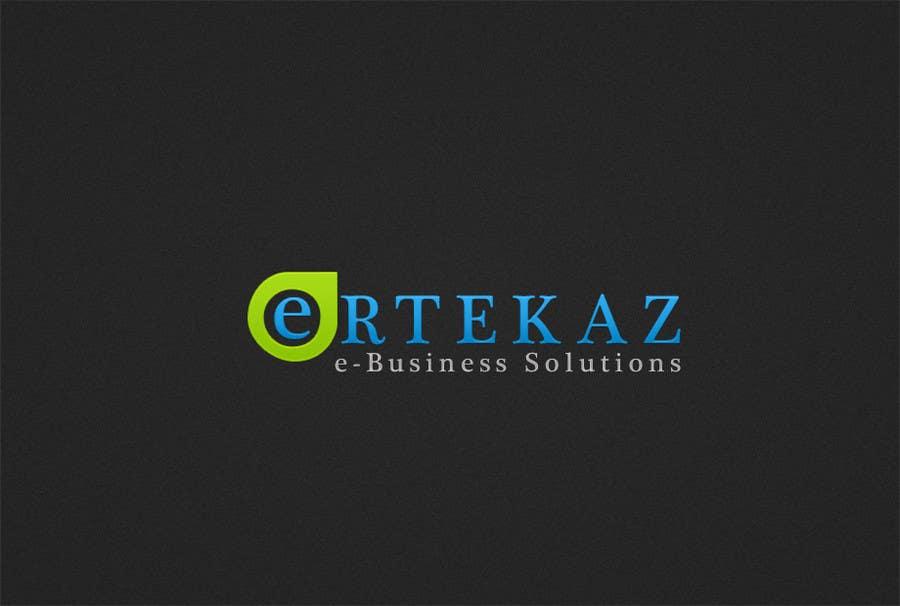 Kilpailutyö #196 kilpailussa Design a Logo for e-Business Company