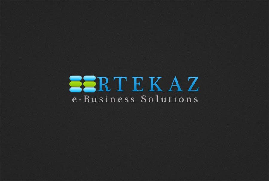 Kilpailutyö #200 kilpailussa Design a Logo for e-Business Company
