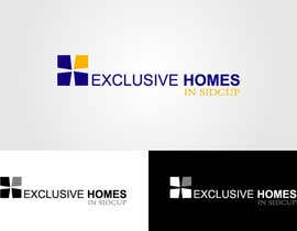 #133 para Design a Logo for our Exclusive Homes Service por sagorak47