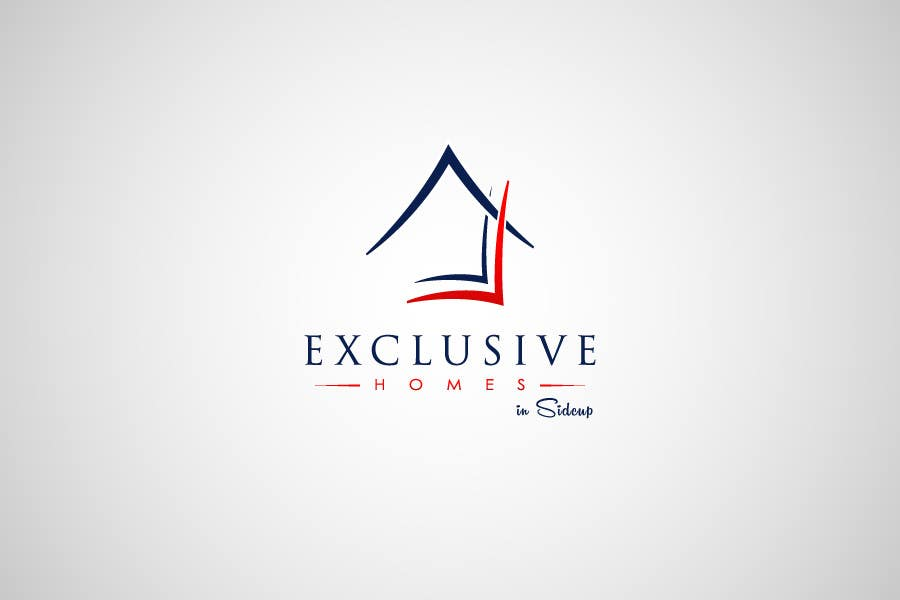 Penyertaan Peraduan #140 untuk Design a Logo for our Exclusive Homes Service