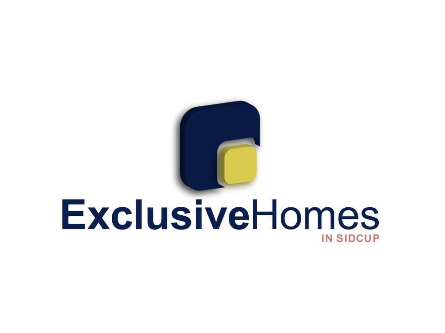 Penyertaan Peraduan #172 untuk Design a Logo for our Exclusive Homes Service