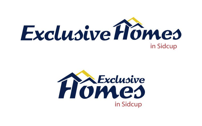 Penyertaan Peraduan #49 untuk Design a Logo for our Exclusive Homes Service