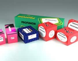 #28 per creare delle grafica per una linea di scatole/austicci sample da giacomonegroni