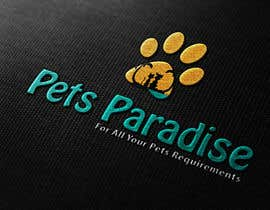 #29 untuk Design a Logo for a Pet accessories store oleh DellDesignStudio