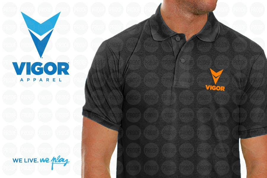 Contest Entry #                                        447                                      for                                         Logo Design for Vigor (Global multisport apparel)