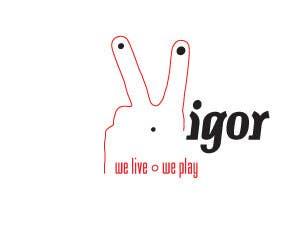 Contest Entry #                                        428                                      for                                         Logo Design for Vigor (Global multisport apparel)