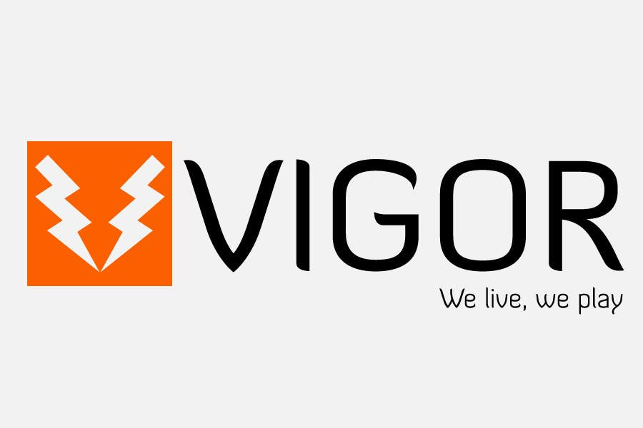 Contest Entry #                                        13                                      for                                         Logo Design for Vigor (Global multisport apparel)