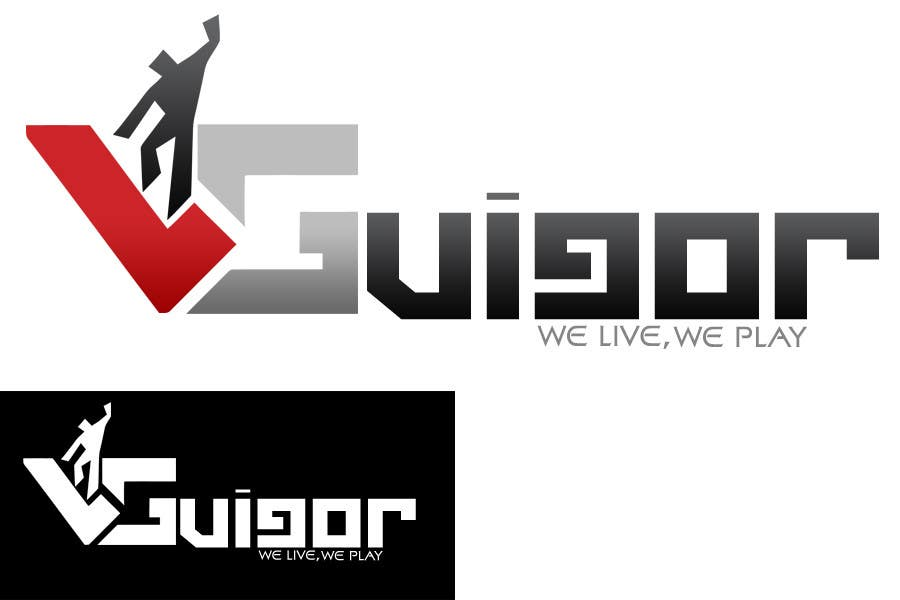Contest Entry #                                        272                                      for                                         Logo Design for Vigor (Global multisport apparel)