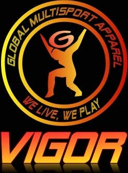 Contest Entry #                                        359                                      for                                         Logo Design for Vigor (Global multisport apparel)