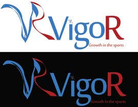 #296 for Logo Design for Vigor (Global multisport apparel) by gkontaras