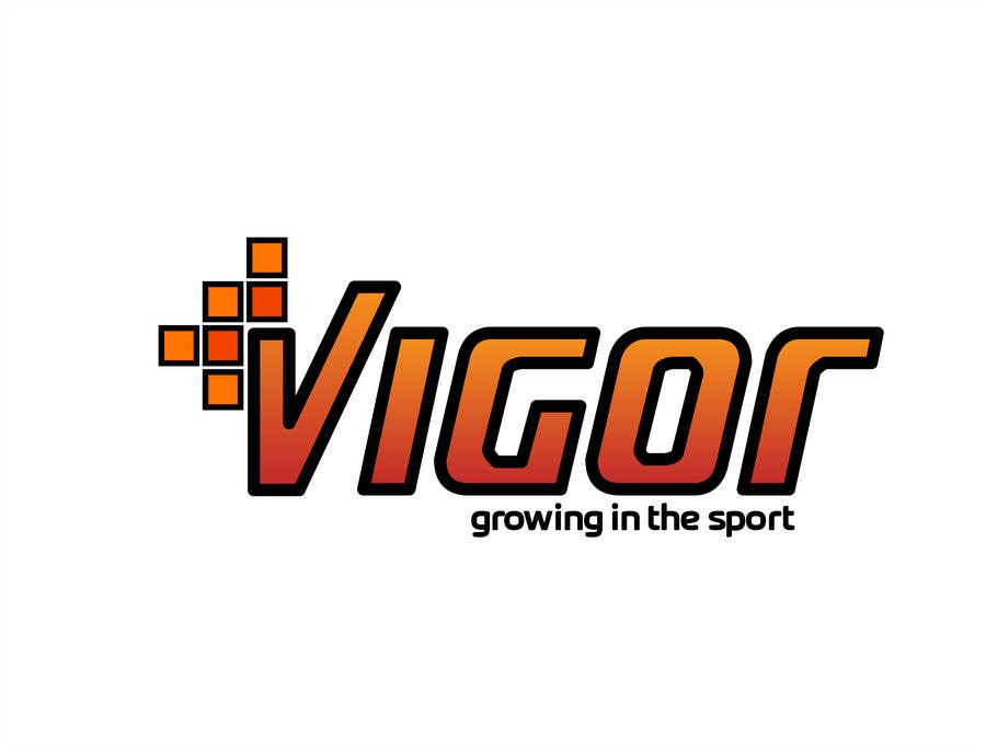Contest Entry #                                        429                                      for                                         Logo Design for Vigor (Global multisport apparel)