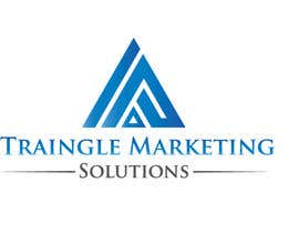 #42 untuk Design a Logo for Traingle Marketing Solutions oleh ccet26