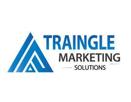 #60 untuk Design a Logo for Traingle Marketing Solutions oleh ccet26
