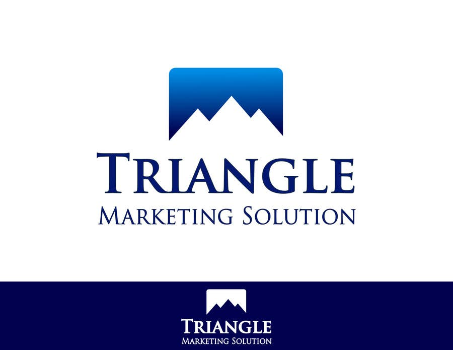 Penyertaan Peraduan #59 untuk Design a Logo for Traingle Marketing Solutions