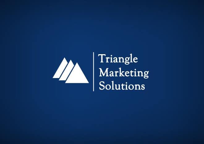 Kilpailutyö #25 kilpailussa Design a Logo for Traingle Marketing Solutions