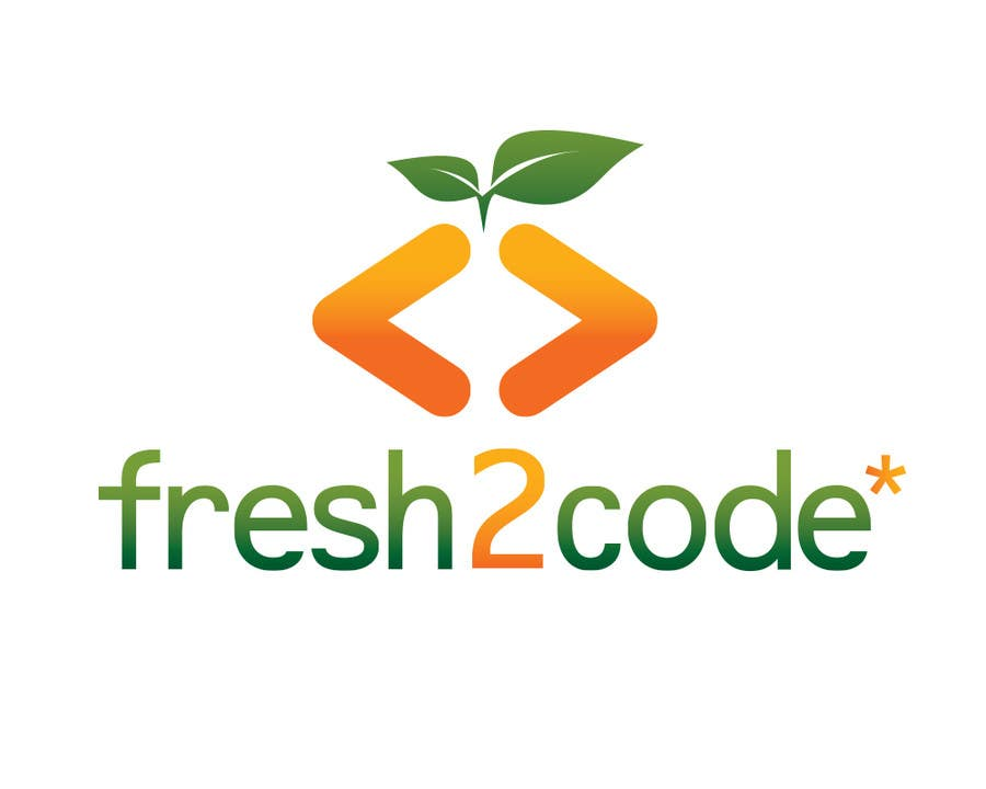 #237 for Design a Logo for fresh2code  (Open to your creative genius) by artios