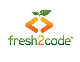 #237 para Design a Logo for fresh2code  (Open to your creative genius) por artios