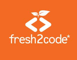#238 for Design a Logo for fresh2code  (Open to your creative genius) by artios