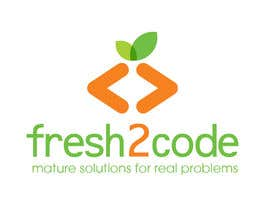 #304 para Design a Logo for fresh2code  (Open to your creative genius) por artios