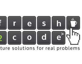 #356 para Design a Logo for fresh2code  (Open to your creative genius) por mannygtr