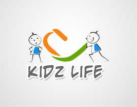 #33 for Design a Logo for Kidz Life by pinkulu2k