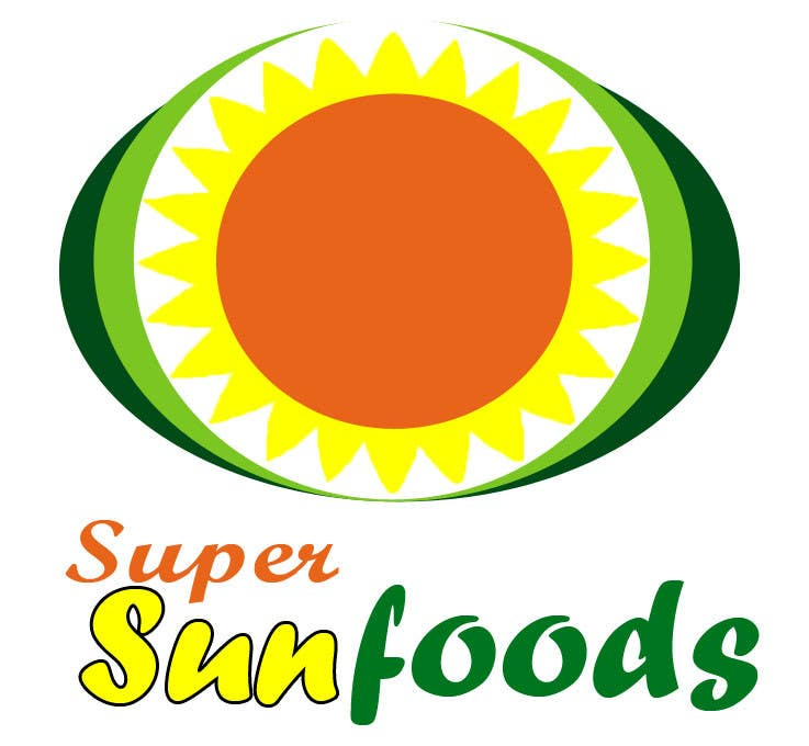 Proposition n°66 du concours Design a Logo for Super Sunfoods: Your Health Supplement Store