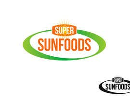 #33 para Design a Logo for Super Sunfoods: Your Health Supplement Store por ajdezignz