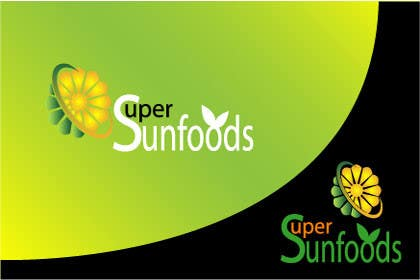 Penyertaan Peraduan #25 untuk Design a Logo for Super Sunfoods: Your Health Supplement Store
