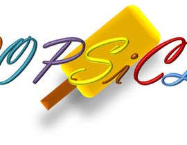 #55 para Design en logo for popsicle por UNIQUE12345