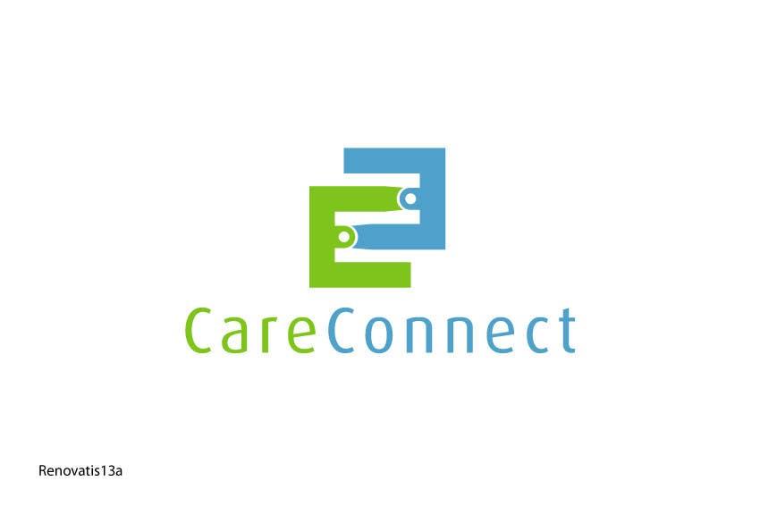 Kilpailutyö #251 kilpailussa Design a Logo for CareConnect. Multiple winners will be chosen.