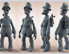 "#8 para Design Steam Punk Automatons  ""Walker"" por nastevski"