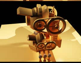 "#23 cho Design Steam Punk Automatons ""Crab walker"" bởi YogNel"