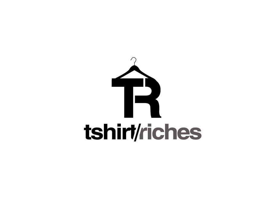 Bài tham dự cuộc thi #                                        53                                      cho                                         Design a Logo for TshirtRiches