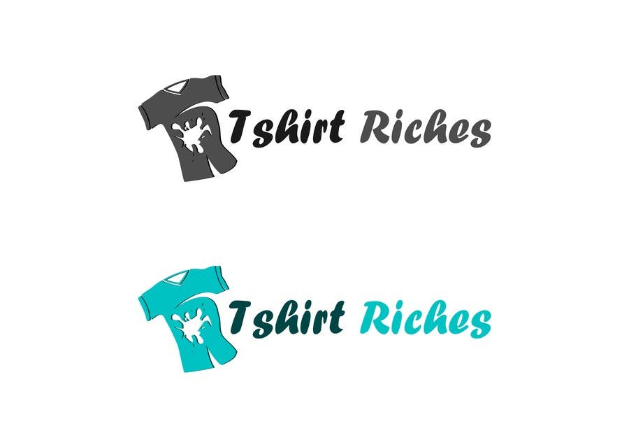 Bài tham dự cuộc thi #                                        56                                      cho                                         Design a Logo for TshirtRiches