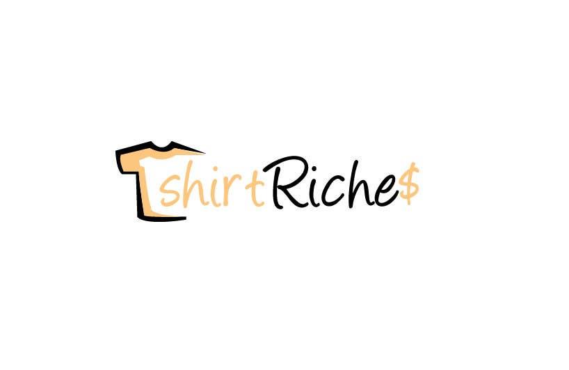 Bài tham dự cuộc thi #                                        70                                      cho                                         Design a Logo for TshirtRiches