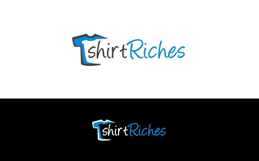 Bài tham dự cuộc thi #                                        97                                      cho                                         Design a Logo for TshirtRiches