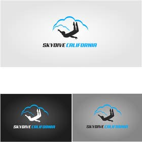 #25 para Design a Logo for Skydive California por putul1950