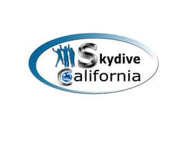 #48 for Design a Logo for Skydive California af eugeniuursu