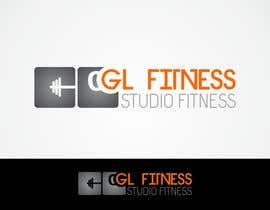 #73 untuk Design a NAME and LOGO for a new Fitness business oleh airbrusheskid