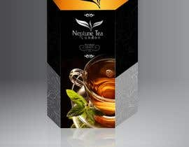 nº 14 pour Create Print and Packaging Designs for premium tea range par smartdes