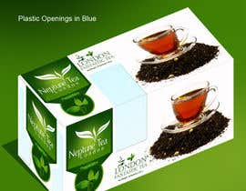 #21 for Create Print and Packaging Designs for premium tea range by YogNel