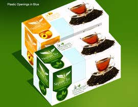 #25 for Create Print and Packaging Designs for premium tea range by YogNel