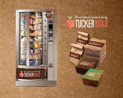 Graphic Design Inscrição do Concurso Nº122 para Graphic Design (logo, signage design) for TuckerBoxx fresh food vending machines