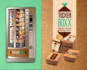 Graphic Design Inscrição do Concurso Nº150 para Graphic Design (logo, signage design) for TuckerBoxx fresh food vending machines