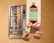 Graphic Design Inscrição do Concurso Nº152 para Graphic Design (logo, signage design) for TuckerBoxx fresh food vending machines