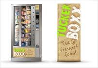 Graphic Design Inscrição do Concurso Nº92 para Graphic Design (logo, signage design) for TuckerBoxx fresh food vending machines