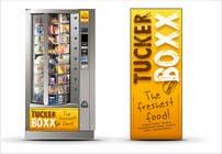 Graphic Design Inscrição do Concurso Nº112 para Graphic Design (logo, signage design) for TuckerBoxx fresh food vending machines